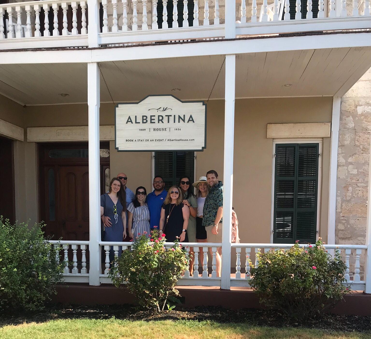 Albertina House   Fredericksburg, Texas