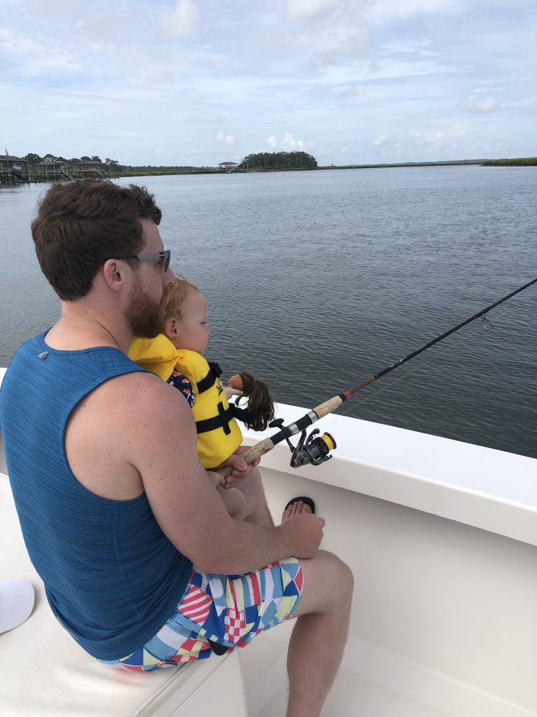 Sea Island   Fishing