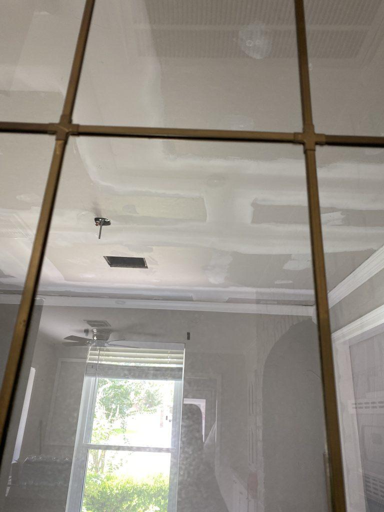 house renovations   winter storm uri