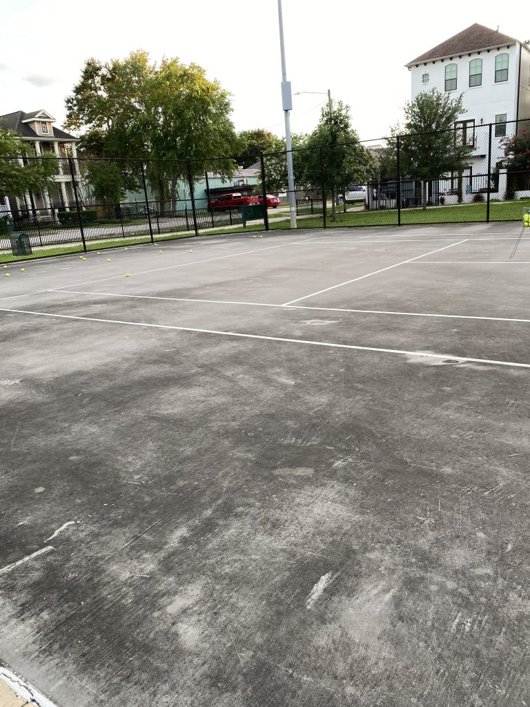 houston   tennis lessons