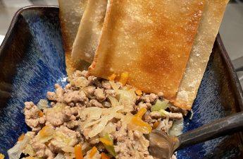 instant pot egg roll recipe