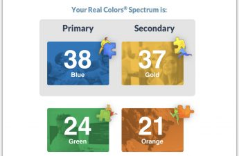 real colors